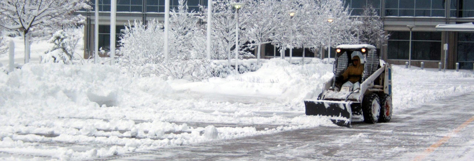 Snow Removal Banner